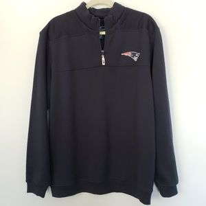 Vineyard Vines New England Patriots Sweater Sz L